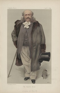 Henri Georges Stephan Adolphe Opper de Blowitz ('Men of the Day. No. 451.'), by Jean Baptiste Guth ('GUTH') - NPG D44467