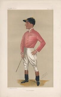 James Woodburn ('Men of the Day. No. 474.'), by Sir Leslie Ward - NPG D44495