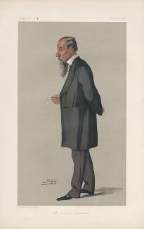 Sir Jonathan Hutchinson ('Men of the Day. No. 484.'), by Sir Leslie Ward - NPG D44509