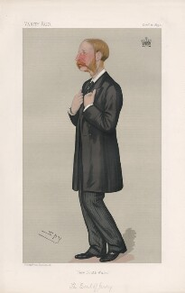 Victor Albert George Child-Villiers, 7th Earl of Jersey ('Statesmen. No. 573.'), by Sir Leslie Ward - NPG D44511