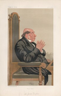Sir James Vaughan ('Men of the Day. No. 487.'), by Sir Leslie Ward - NPG D44513
