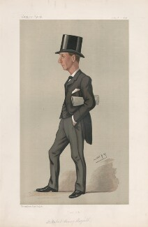 Herbert Henry Asquith, 1st Earl of Oxford and Asquith ('Statesmen. No. 582.