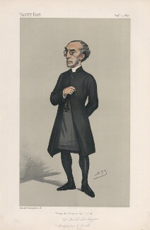 William Dalrymple Maclagan ('Men of the Day. No. 516.'), by Sir Leslie Ward - NPG D44558