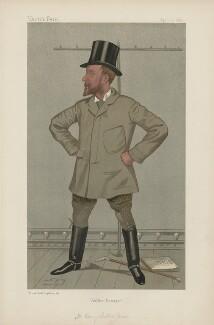 Henry Arthur Jones ('Men of the Day. No. 535.'), by Sir Leslie Ward - NPG D44588