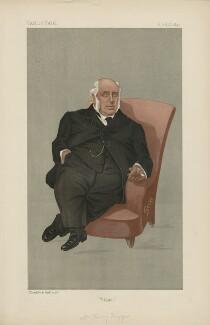 Sir Henry Samuel Wiggin, by Harold Wright ('Stuff') - NPG D44590