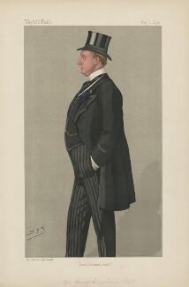 Humphrey Napier Sturt, 2nd Baron Alington ('Statesmen. No. 590.'), by Sir Leslie Ward - NPG D44593