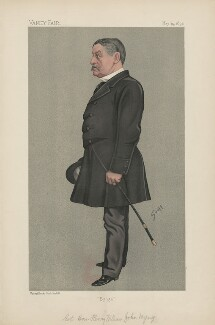 Henry William John Byng, 4th Earl of Strafford ('Men of the Day. No. 538.