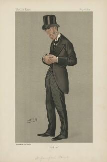 Gainsford Bruce ('Statesmen. No. 592.'), by Sir Leslie Ward - NPG D44596