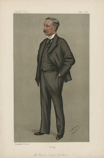 Clement Nugent Jackson ('Men of the Day. No. 547.'), by Sir Leslie Ward - NPG D44610