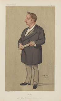John Edward Redmond ('Statesmen. No. 605.'), by Sir Leslie Ward - NPG D44620