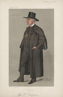 Herbert Alfred Henry Joseph Thomas Vaughan ('Men of the Day. No. 554.'), by Sir Leslie Ward - NPG D44628