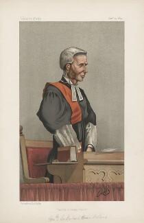 Richard Henn Collins, Baron Collins ('Judges. No. 38.'), by Sir John Paget Mellor, 1st Bt - NPG D44629