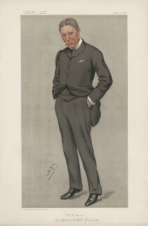 Harry Robert Graham ('Statesmen. No. 611.'), by Sir Leslie Ward - NPG D44646