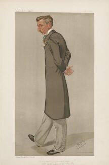 Arthur Hepburn Hastie ('Men of the Day. No. 569.'), by Sir Leslie Ward - NPG D44656