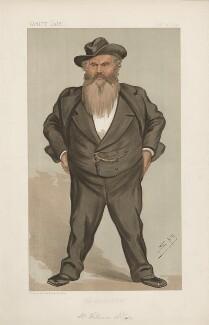 Sir William Allan ('Statesmen. No. 623.'), by Sir Leslie Ward - NPG D44670
