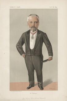 Pierre Louis Albert Decrais ('Men of the Day. No. 576.'), by Jean Baptiste Guth ('GUTH') - NPG D44679