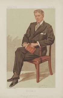 Sir George Alexander (George Samson) ('Men of the Day. No. 578.'), by Sir Leslie Ward - NPG D44687