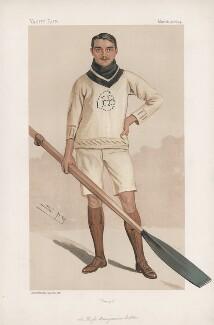 Hugh Benjamin Cotton ('Men of the Day. No. 580.'), by Sir Leslie Ward - NPG D44690