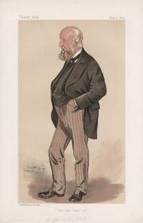 John Willis Clark ('Men of the Day. No. 586.'), by Sir Leslie Ward - NPG D44698