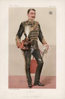 Rudolph Robert Basil Aloysius Augustine Feilding, 9th Earl of Denbigh ('Statesmen. No. 641.'), by Sir Leslie Ward - NPG D44713