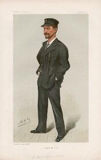 Charles Gibson Millar ('Men of the Day. No. 600.'), by Sir Leslie Ward - NPG D44722