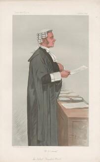 Robert Threshie Reid, Earl Loreburn ('Statesmen. No. 646.'), by Sir Leslie Ward - NPG D44733