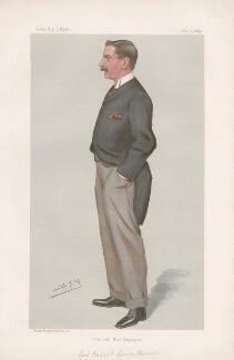 Lord Frederick Spencer Hamilton ('Statesmen. No. 647.'), by Sir Leslie Ward - NPG D44737