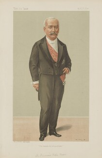 Félix Faure  ('Statesmen. No. 650.'), by Jean Baptiste Guth ('GUTH') - NPG D44747