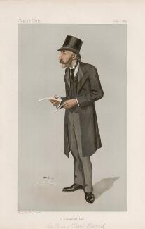 Sir Henry Hoyle Howorth ('Statesmen. No. 656.'), by Sir Leslie Ward - NPG D44759