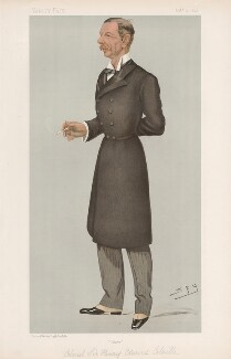 Sir Henry Edward Colville ('Men of the Day. No. 633.'), by Sir Leslie Ward - NPG D44771
