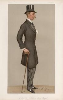 Sir Derek Keppel ('Men of the Day. No. 634.'), by Sir Leslie Ward - NPG D44773