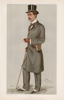 Albert Frederick Calvert ('Men of the Day. No. 635.'), by Sir Leslie Ward - NPG D44776