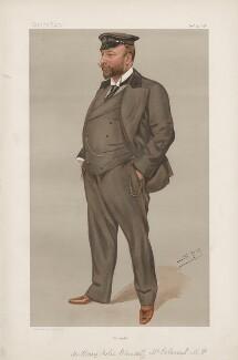 Harry Leslie Blundell McCalmont ('Statesmen. No. 662.'), by Sir Leslie Ward - NPG D44785