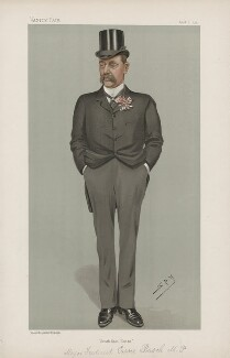 Sir Frederic Carne Rasch, 1st Bt ('Statesmen. No. 667.'), by Sir Leslie Ward - NPG D44797
