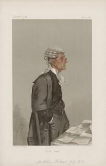 Sir Arthur Richard Jelf ('Men of the Day. No. 649.'), by Sir Leslie Ward - NPG D44803