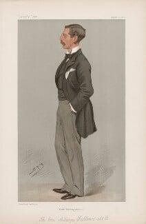Ailwyn Edward Fellowes, 1st Baron Ailwyn ('Statesmen. No. 675.'), by Sir Leslie Ward - NPG D44815
