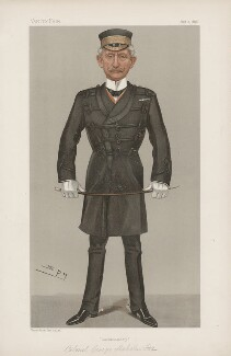 George Malcolm Fox ('Men of the Day. No. 658.'), by Sir Leslie Ward - NPG D44819