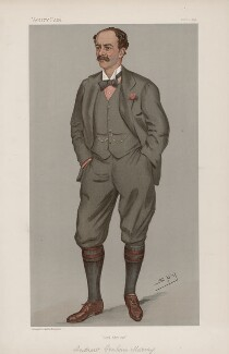 Andrew Graham Murray, 1st Viscount Dunedin ('Statesmen. No. 680.'), by Sir Leslie Ward - NPG D44826