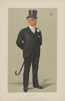 Henry Verney, 18th Baron Willoughby de Broke ('Statesmen. No. 681.'), by Sir Leslie Ward - NPG D44832