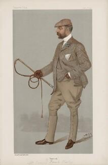 Ernest Terah Hooley ('Men of the Day. No. 665.'), by Sir Leslie Ward - NPG D44834