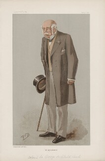 Sir George Archibald Leach ('Men of the Day. No. 667.'), by Frederick Thomas Dalton ('F.T.D.') - NPG D44836
