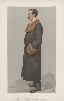 Sir Vincent Henry Penalver Caillard ('Men of the Day. No. 672.'), by Sir Leslie Ward - NPG D44842