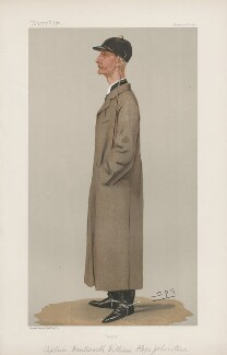 Wentworth William Hope Johnstone ('Men of the Day. No. 677.'), by Sir Leslie Ward - NPG D44848