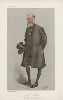 Mandell Creighton ('Statesmen. No. 683.'), by Frederick Thomas Dalton ('F.T.D.') - NPG D44852