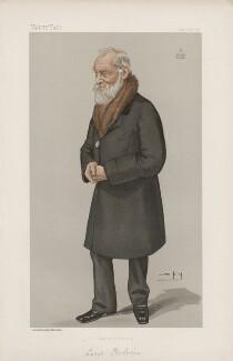 William Thomson, Baron Kelvin ('Statesmen. No. 684.'), by Sir Leslie Ward - NPG D44853