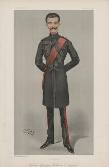 George Colborne Nugent ('Men of the Day. No. 687.'), by Sir Leslie Ward - NPG D44868