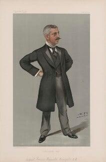 Sir Francis Reginald Wingate, 1st Bt ('Men of the Day. No. 690.'), by Sir Leslie Ward - NPG D44872