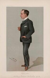 Henry Torrens Anstruther ('Statesmen. No. 690.'), by Sir Leslie Ward - NPG D44877