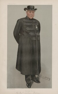 Arthur Robins ('Men of the Day. No. 698.'), by Sir Leslie Ward - NPG D44887