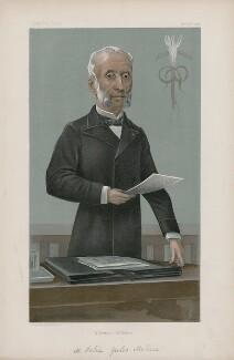 Félix Jules Méline ('Men of the Day. No. 703.'), by Jean Baptiste Guth ('GUTH') - NPG D44892